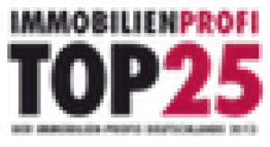 Immobilienprofi Top25 : Brand Short Description Type Here.